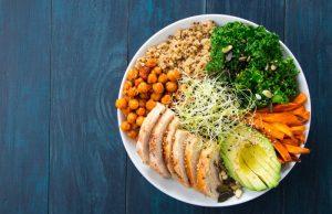 Buddha Bowl er et delikat og nemt måltid i hverdagen
