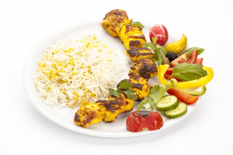 det persiske køkken