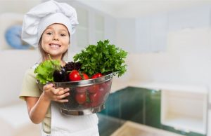 Børns sundhed - 3 apps med sunde opskrifter på børnevenlige retter