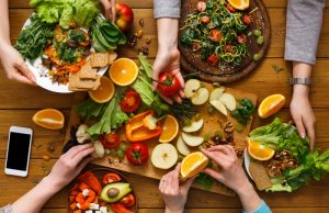 Vegansk mad nedsætter risikoen for livsstilssygdomme