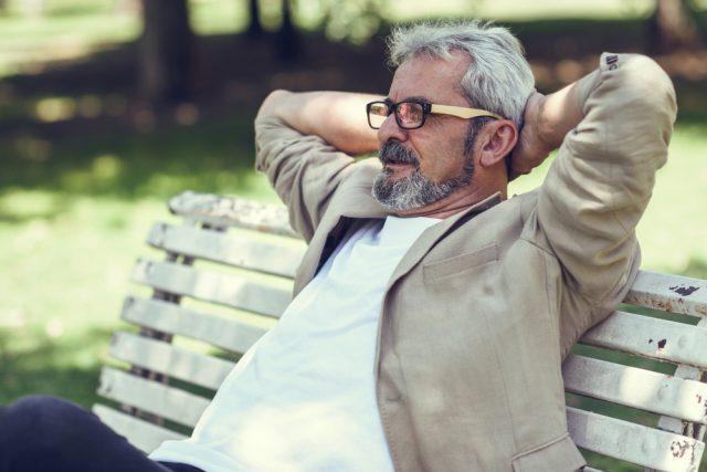 Mænds aldring - går mænd i overgangsalder