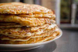 Velsmagende, gammeldags pandekager - når desserten skal være nem og billig