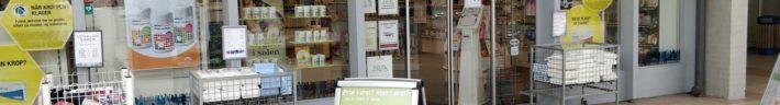 Find håndkøbsmedicin på dit lokale apotek
