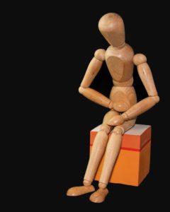 Få hjælp til den knugende fornemmelse hos en dygtig terapeut